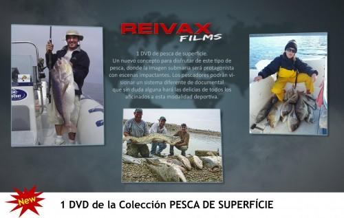 REIVAX FILMS - PESCA SUPERFICIE
