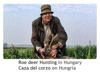 ReivaxFilms_Caza del Corzo en Hungria