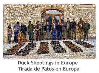 ReivaxFilms_Tirada de Patos en Europa