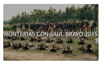 ReivaxFilms: MONTERIAS CON SAUL BRAVO 2015 TEASER