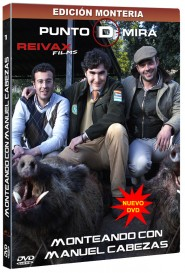 ReivaxFilms: DVD MONTEANDO CON MANUEL CABEZAS
